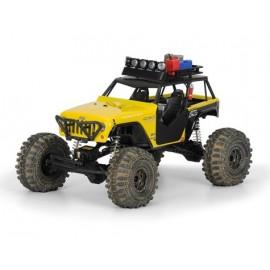 Pro-Line Jeep Rubicon 1/10 Crawler Body (Clear)