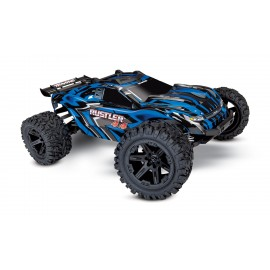 Rustler 4X4 1/10 Scale High-Performance 4WD Stadium Truck AZUL