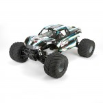 1/5 Monster Truck XL 4WD Gas RTR with AVC, Black