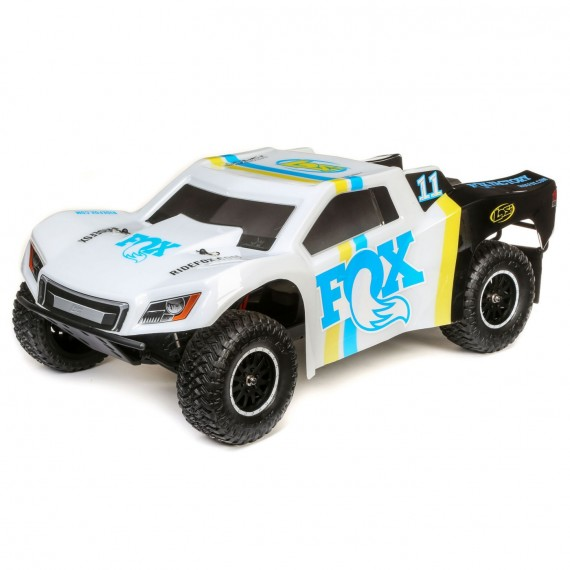 1/10 TENACITY 4WD SCT Brushed RTR, Fox Racing
