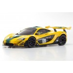 32324YG-B MINI-Z RWD McLaren P1 GTR Yellow/Green MR-03 RS