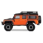 Traxxas TRX4 Land Rover Adventure (Naranja)