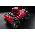 MST CFX-W Scale RTR Scale Rock Crawler (ROJO)