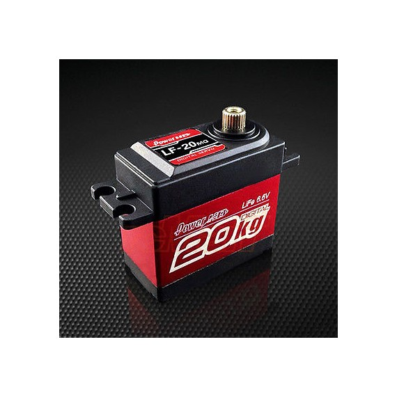 SERVO HD POWER 20KG