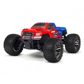 Arrma 1/10 Granite 4X4 3S BLX Brushless 4WD Monster Truck w/Spektrum 2.4GHz Radio