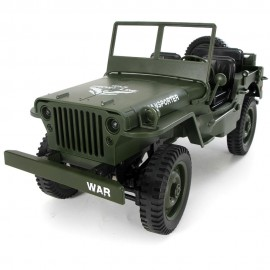 CES NEWS' JJRC Q65 2.4G 1/10 Jedi Proportional Control Crawler 4WD Off-Road RC Car