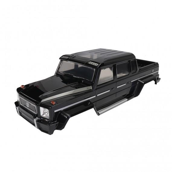 Killerbody HORRI BULL Black RC Car Body Shell For 1/10 Axial 2012 Jeep Wrangler Rubicon