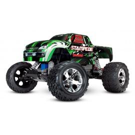 Traxxas Stampede 2WD XL-5 RTR Monster Truck (VERDE)