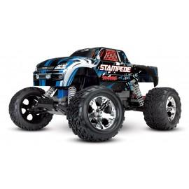 Traxxas Stampede 2WD XL-5 RTR Monster Truck (AZUL)