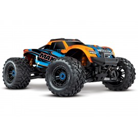 Traxxas Maxx 1/10 Brushless RTR 4WD Monster Truck (NARANJA)