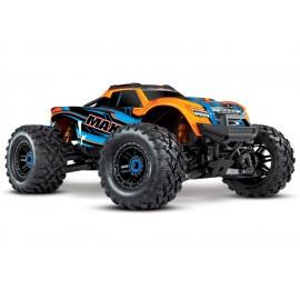 Traxxas Maxx 1/10 Brushless RTR 4WD Monster Truck (NARANJA)