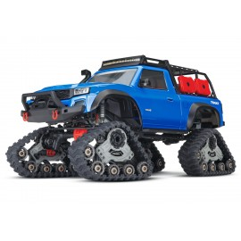 Traxxas TRX-4 1/10 Scale Trail Rock Crawler (AZUL)