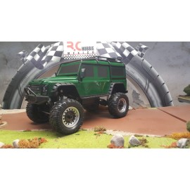land rover defender rock crawler 4wd 1:8