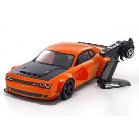 34107 INFERNO GT2 VE Dodge Challenger SRT Demon Go Mango