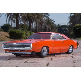 34417T1 Fazer Mk2 1970 Dodge Charger Hemi Orange