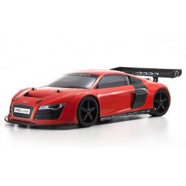 34102B Inferno GT2 VE Audi R8 Race SPEC Red