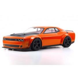 33018 INFERNO GT2 Race Spec Dodge Challenger Demon Go Mango