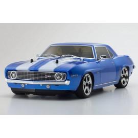 33213 FW06 1969 Camaro Z/28 Blue