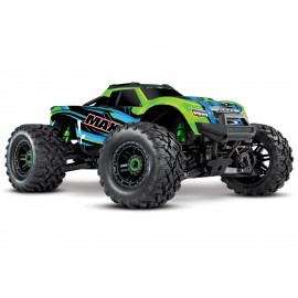 Traxxas Maxx 1/10 Brushless RTR 4WD Monster Truck (VERDE)