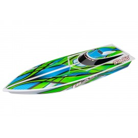 Traxxas Blast Race Boat 1/10 Scale, Electric, RTR (VERDE)