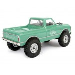 Axial SCX24 1967 Chevrolet C10 1/24 4WD RTR Scale Mini Crawler (Green)