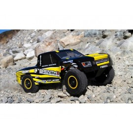 Losi Tenacity TT Pro SCT RTR 1/10 4WD Brushless Short Course Truck (AMARILLO)