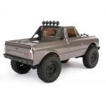 Axial SCX24 1967 Chevrolet C10 1/24 4WD RTR Scale Mini Crawler (PLATA)