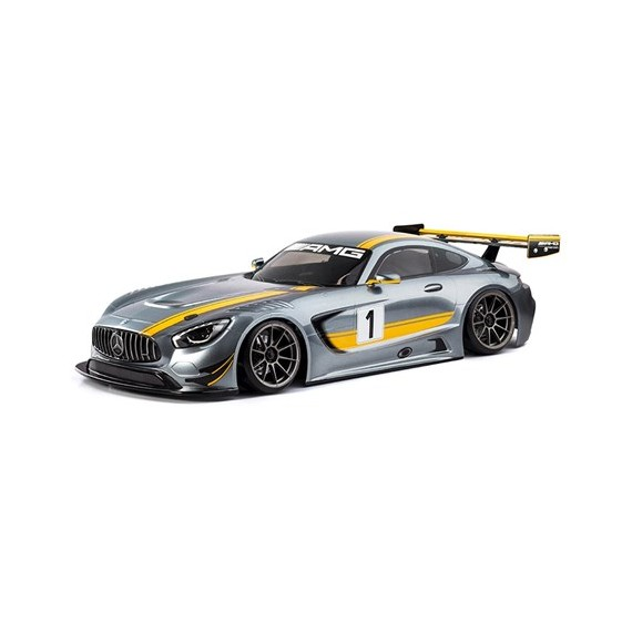MST RMX 2.0 1/10 2WD Brushless RTR Drift Car w/AMG GT3 Body (PLATA)