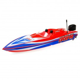 "Lucas Oil 17"" Power Boat Racer Deep-V RTR"