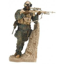 ARMY RANGER SNIPER MCFARLANE'S MILITARY SERIES 3