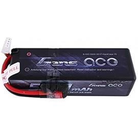 Gens ace 5000mAh 11.1V 50C 3S1P HardCase Lipo Battery