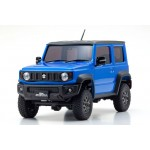 32523MB MINI-Z 4X4 Jimny Sierra Brisk Blue Metallic