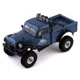 HobbyPlus CR-18 Harvest 1/18 RTR Scale Mini Crawler (Azul)