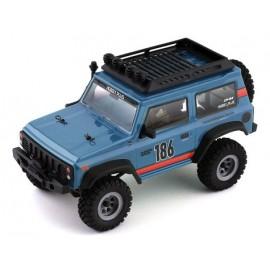 HobbyPlus CR-24 G-Armor 1/24 RTR Scale Mini Crawler (Azul)