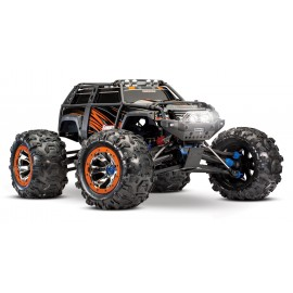 Summit 1/10 scale 4wd extreme terrain monster truck naranja