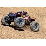 Traxxas Hoss 4X4 VXL 3S 4WD Brushless RTR Monster Truck (Orange)
