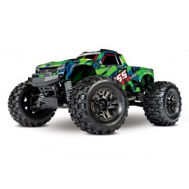 Traxxas Hoss 4X4 VXL 3S 4WD Brushless RTR Monster Truck (Green)