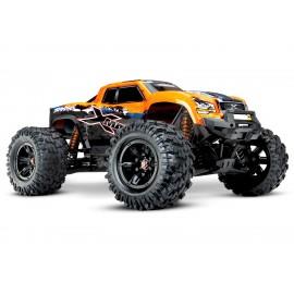 Traxxas X-Maxx 8S 4WD Brushless RTR Monster Truck (Orange)