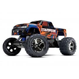 Traxxas Stampede VXL Brushless 1/10 RTR 2WD Monster Truck (Orange)