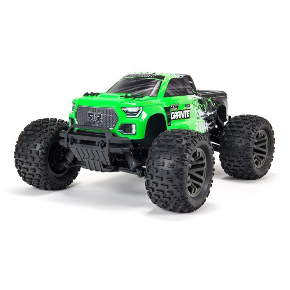 1/10 GRANITO 4X4 V3 3S BLX Brushless Monster Truck RTR, Verde