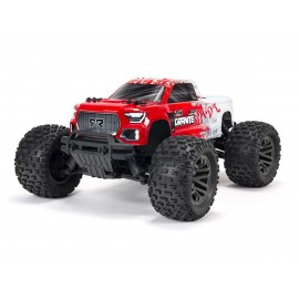 1/10 GRANITE 4X4 V3 3S BLX Brushless Monster Truck RTR, Red