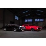 1/10 1969 Chevy Camaro V100 AWD Brushed RTR, Black