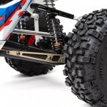 1/10 RBX10 Ryft 4WD Rock Bouncer Kit, Gray
