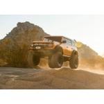 Traxxas TRX-4 1/10 Trail Crawler Truck w/2021 Ford Bronco Body (Naranja) w/TQi 2.4GHz Radio