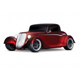 Traxxas 4-Tec 3.0 1/10 RTR Touring Car w/Factory Five '33 Hot Rod Coupe Body (Red)