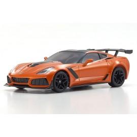 MINI-Z RWD Corvette ZR1 Sebring Orange