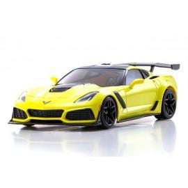 MINI-Z RWD Corvette ZR1 Yellow