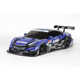 Tamiya Raybrig NSX Concept-GT TT-02 On Road