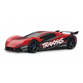 Traxxas 1/7 XO-1 RED 4WD Supercar RTR TQi w/Traxxas Link