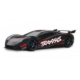 Traxxas 1/7 XO-1 BLACK 4WD Supercar RTR TQi w/Traxxas Link